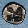 Monnaies Macédoine. Eion. Trihémiobole, vers 480 av. J-C