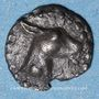 Monnaies Macédoine. Mendé (vers 520-480 av. J-C). Trihémitartémorion
