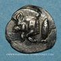Monnaies Mysie. Cyzique. Hémiobole, vers 480-400 av. J-C