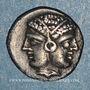 Monnaies Mysie. Lampsaque. Diobole, vers 390-330 av. J-C