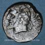 Monnaies Numidie. Massinissa (203-148 av. J-C) et ses successeurs. Bronze