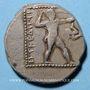 Monnaies Pamphylie. Aspendos. Statère (400-300 av. J-C)