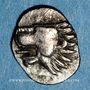 Monnaies Pamphylie. Sidé. Obole, vers 370-360 av. J-C