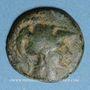 Monnaies Pamphylie. Sidé (vers 190-36 av. J-C). Bronze