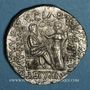 Monnaies Parthie. Gotarzes II (40-51). Tétradrachme. Séleucie
