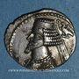 Monnaies Parthie. Phraates IV (32-2 av. J-C.). Drachme. Ecbatane
