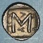 Monnaies Péloponnèse. Sicyone. Polykrates, magistrat. Triobole, vers 100-60 av. J-C