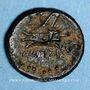 Monnaies Phénicie. Arados. Dichalke, vers 185-139 av. J-C