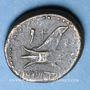 Monnaies Phénicie. Arados. Petit bronze, an 113 =147-146 av. J-C