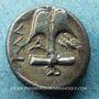 Monnaies Région de la Mer Noire. Apollonia Pontica. Diobole