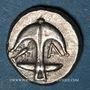 Monnaies Région de la Mer Noire. Apollonia Pontica. Drachme, vers 450-400 av. J-C