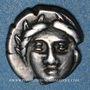 Monnaies Région de la Mer Noire. Apollonia Pontica (vers 400-350 av. J-C). Diobole