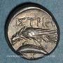 Monnaies Région de la Mer Noire. Istros. Statère, vers 400-350 av. J-C