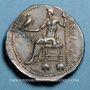 Monnaies Roy. de Macédoine. Alexandre III le Grand (336-323 av J-C) Tétradrachme Acé-Ptolémaïs 316-315 av J-C