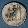 Monnaies Roy.de Macédoine. Alexandre III le Grand (336-323 av. J-C). Tétradrachme. Alanbada, 173-167 av. J-C