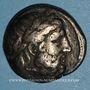 Monnaies Roy. de Macédoine. Philippe II  (359-336 av. J-C). Tétradrachme posthume. Amphipolis, 323/22-316/15