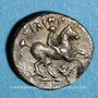 Monnaies Roy. de Macédoine. Philippe III l'Aridée (323-317 av. J-C). Hémidrachme. Amphipolis, 323-318 av. J-C