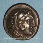 Monnaies Royaume de Macédoine. Alexandre III le Grand (336-323 av. J-C). Drachme. Abydos (?), 310-301 av. J-C