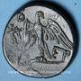 Monnaies Royaume de Macédoine. Persée (178-168 av. J-C). Bronze.