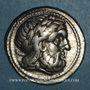 Monnaies Royaume de Macédoine. Philippe II (359-336 av. J-C). Tétradrachme. Amphipolis, 315-295 av. J-C