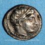 Monnaies Royaume de Macédoine. Philippe III l'Aridée (323-317 av. J-C). Hémidrachme. Amphipolis,  323-318 av.