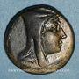 Monnaies Royaume de Pont. Amisos. Epoque de Mithridate VI Eupator (vers 120-63 av. J-C). Bronze