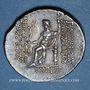 Monnaies Royaume de Syrie. Alexandre I Balas (152-145 av. J-C). Tétradrachme. Antioche sur l'Oronte, an 164