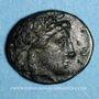 Monnaies Royaume de Syrie. Antiochus II Théos (264-246 av. J-C). Bronze. Tralles (?)