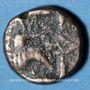 Monnaies Royaume des Parthes. Gotarzes II (40-51). Obole, Ecbatane