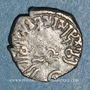 Monnaies Royaume Indo-Scythe. Satrapes de l'Ouest. Visvasena (294-304). Drachme