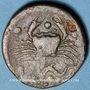 Monnaies Sicile. Agrigente. Hémilitra, 5e siècle av. J-C