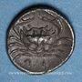 Monnaies Sicile. Agrigente. Obole, vers 450/446-439 av. J-C