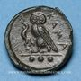 Monnaies Sicile. Camarina (vers 420-410 av. J-C). Tétras