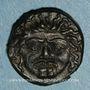 Monnaies Sicile. Camarina. Vers 420-410 av. J-C. Tétras
