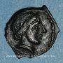 Monnaies Sicile. Eryx. Bronze, vers 330-260 av. J-C