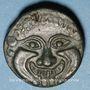 Monnaies Sicile. Himère. Hémilitron (après 430 av. J-C)
