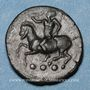 Monnaies Sicile. Himère. Tétras (vers 420-415 av. J-C)
