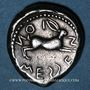 Monnaies Sicile. Messine (470-466 av. J-C). Tétradrachme