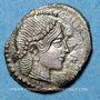 Monnaies Sicile. Syracuse. 1ère République. Litra, 530-485 av. J-C