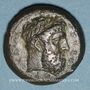 Monnaies Sicile. Syracuse. Dion (357-354 av. J-C). Bronze