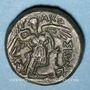 Monnaies Sicile. Syracuse. Domination romaine. Bronze (fin 2e - début 1er siècle av. J-C)
