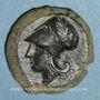 Monnaies Sicile. Syracuse. Litra, 409-395 av. J-C