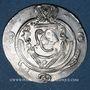 Monnaies Tabaristan, Gouverneurs Abbassides, Monnayage anonyme à la légende Abzüd, drachme PYE 133