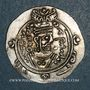 Monnaies Tabaristan. Ispahbad Dabwaïhides. Farrukhan (712-728). Drachme PYE 75