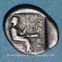 Monnaies Thessalie. Larissa. Trihémiobole, 500-479 av. J-C)