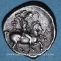 Monnaies Thessalie. Pharsale. Drachme, vers 424-404 av. J-C