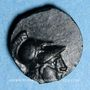 Monnaies Thrace. Mésembrie. Bronze, 350-200 av. J-C