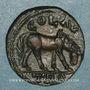 Monnaies Troade. Alexandrie. Monnayage pseudo-autonome. Bronze, 3e siècle