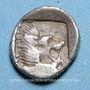 Monnaies Troade. Assos. Vers 479-450 av. J-C. Obole