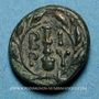 Monnaies Troade. Birytis. Bronze, vers 350-300 av. J-C